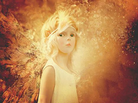 Paper Fairy Enchantment by Christina VanGinkel