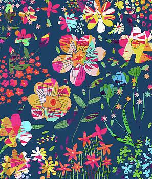 Paper Floral by Uma Gokhale
