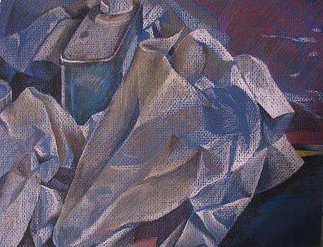 Paper No 2  by Julie Orsini Shakher