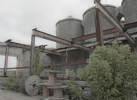 Michael Rutland - Paper Recycling Plant
