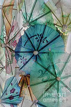 Paper Umbrellas by Pamela Moran