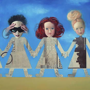 Paperdolls by Cathy Jacobs