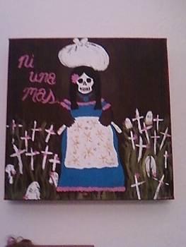 Para Las Mujeres De Juarez by Audrey McCain