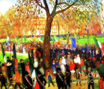 Parade by D Fessenden
