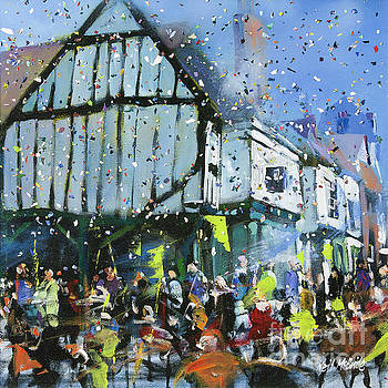 Parade in York by Neil McBride