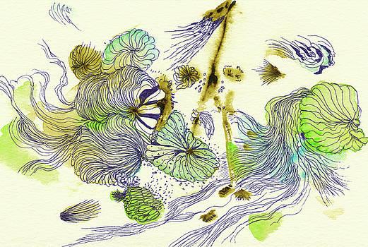 Parade - #SS18DW003 by Satomi Sugimoto