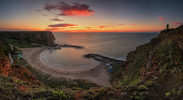 Paradise bay by Evgeni Ivanov