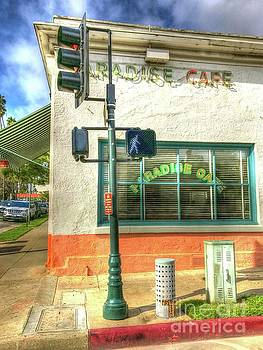 Paradise Cafe by Debbi Granruth
