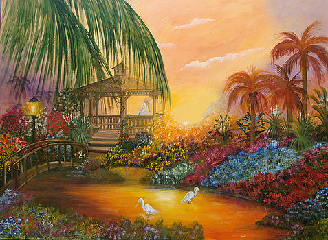 Paradise by Darlene Green