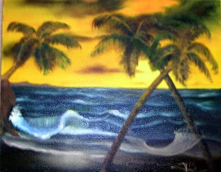 Paradise by Dixie Hester