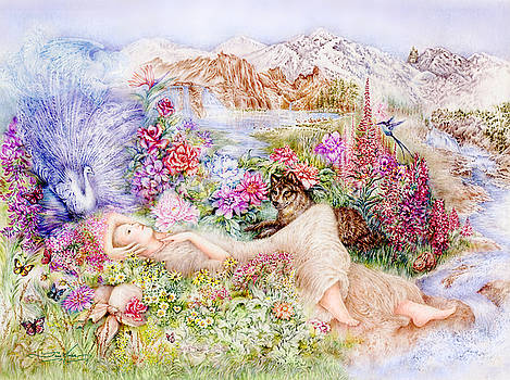 Paradise Found by Joan Marie