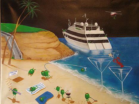 Paradise Found by Tonya Hoffe