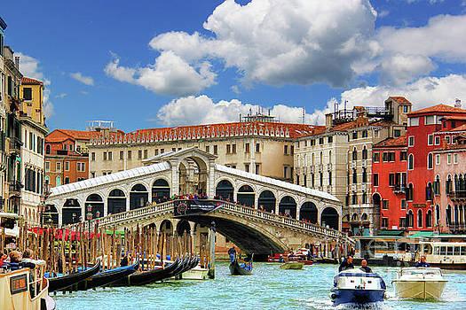 Paradise in Venice by Mariola Bitner