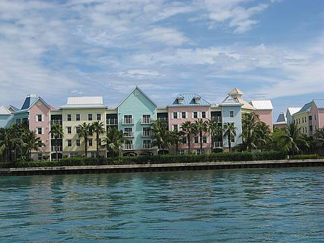 Paradise Island  Bahamas by Cheri Carman