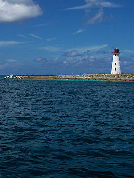 Paradise Island Nassau Bahamas by Melanie Snipes