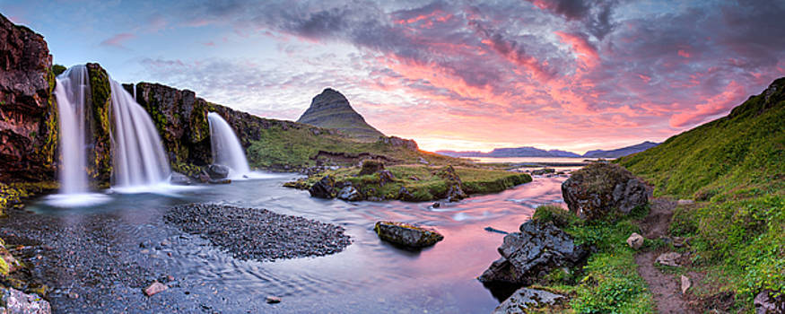 Paradise Lost - Large Panorama by Brad Grove