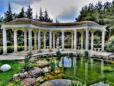Rick Todaro - Paradise Park Scene