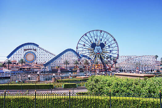 Paradise Pier by Jason Butts
