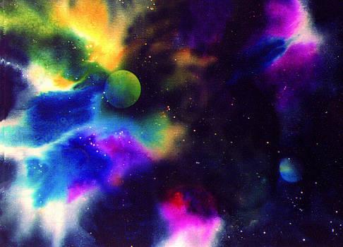 Paradise Planet by Diane Ellingham