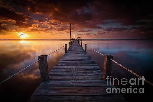 Paradise Sunrise  by Marco Crupi