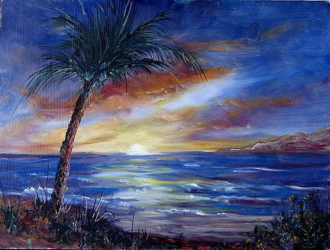 Paradise Sunset by Thomas Restifo