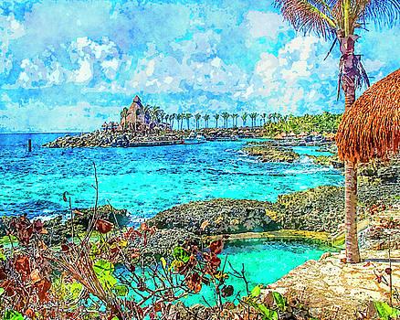Paradise by Susan Leggett