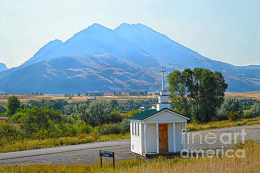 Paradise Valley Chapel by Catherine Sherman