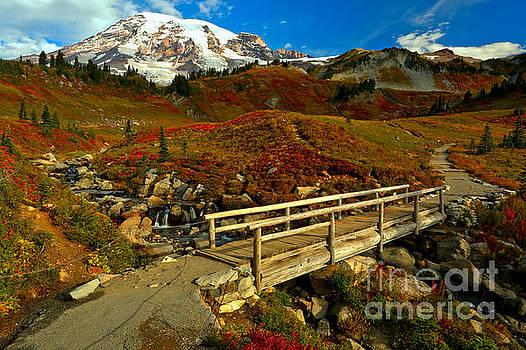 Adam Jewell - Paradise Valley Edith Creek Bridge