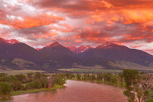 Scott Wheeler - Paradise Valley, Montana