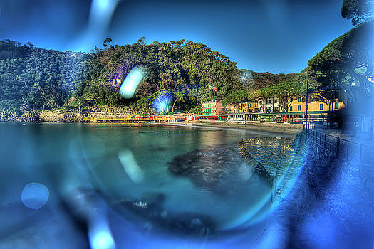 Enrico Pelos - PARAGGI BEACH Portofino Park Passeggiate A Levante