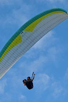 Paraglider by Doug LaRue