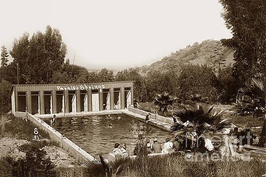 California Views Mr Pat Hathaway Archives - Paraiso Hot Springs Salinas Valley Calif. circa 1908