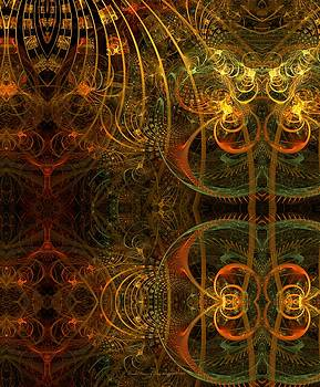 Parallel Visions of Time   by Gayle Odsather