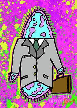 Paramecium on Business by Morgan Richardson