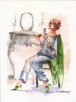 Parfum by Kristina Vardazaryan