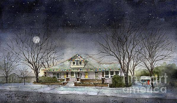 Parham Home by Tim Oliver