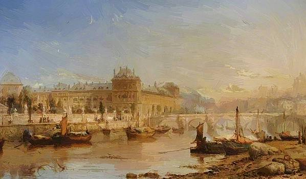 Webb James - Paris 1875