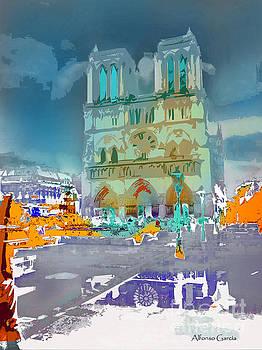 Paris by Alfonso Garcia