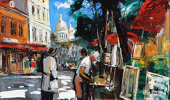Paris by Alim Adilov