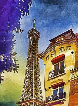 Dennis Cox WorldViews - Paris Architecture