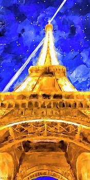 Paris Ascending by Mark Tisdale