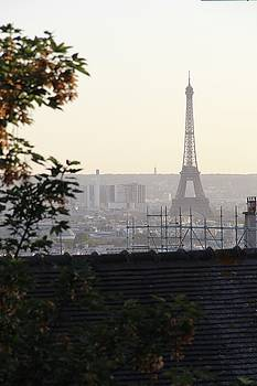 Paris at Dusk by Sean Flynn
