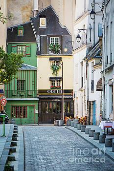 Brian Jannsen - Paris Avenue