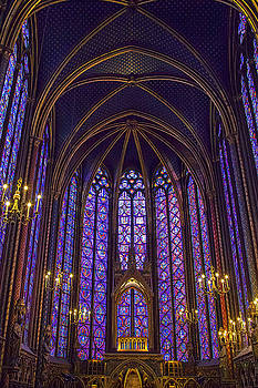 Paris Chapel by Andrew Soundarajan