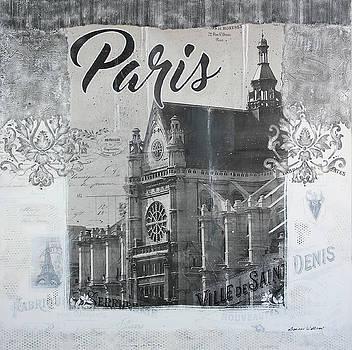 Paris Dream by Donine Wellman