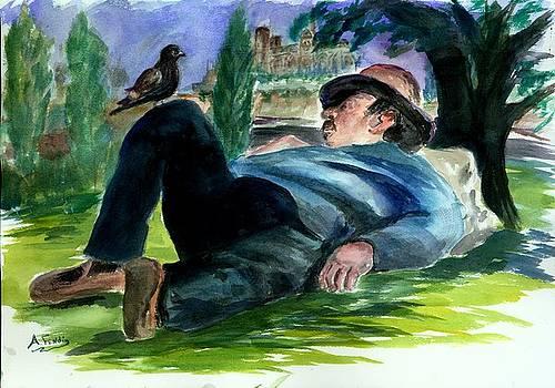Paris Dreamer by Albert Fendig