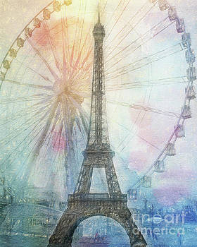 Paris  by Erika Weber