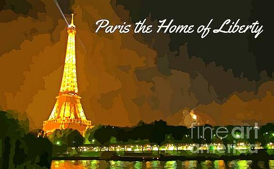 John Malone - Paris Home of Liberty