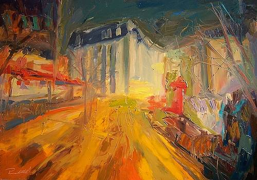 Paris I by Roland Kay