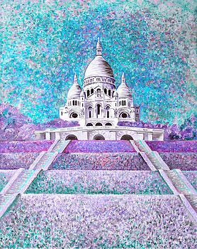 Paris II by Elizabeth Lock